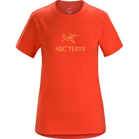 Arc'teryx Arc'Word SS T-Shirt Dame aurora